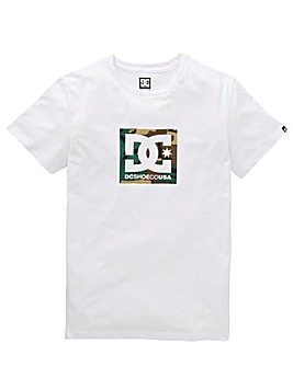 DC Shoes Camo Boxing T-Shirt