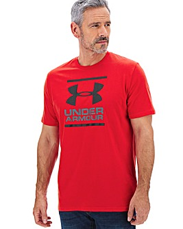 Under Armour Printed Logo T-Shirt