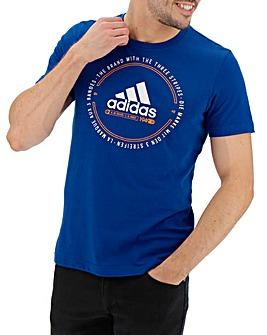 adidas Emblem T Shirt