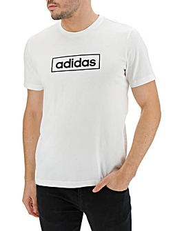 adidas Box GRFX T Shirt