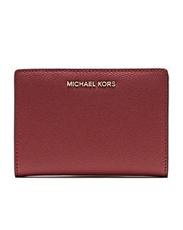 Michael Kors Medium Zip Around Card Case