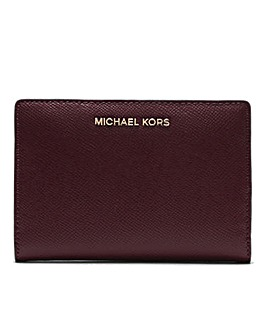 Michael Kors Medium Zip Around Card Case