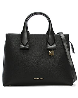 Michael Kors Large Rollins Satchel Bag