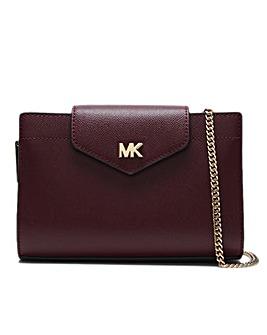 Michael Kors Convertible Cross-Body Bag