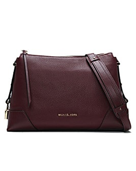 Michael Kors Medium Crosby Messenger Bag