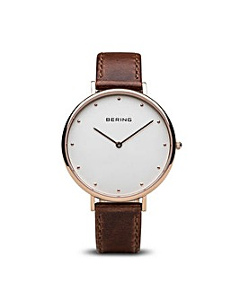 Bering Strap Gents Watch