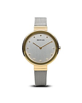 Bering Mesh Bracelet Ladies Watch