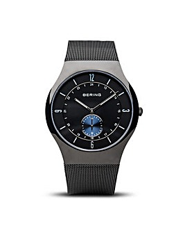 Bering Mesh Bracelet Gents Watch