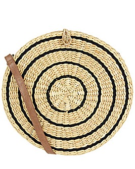 Monsoon Mabel Mono Circle Straw