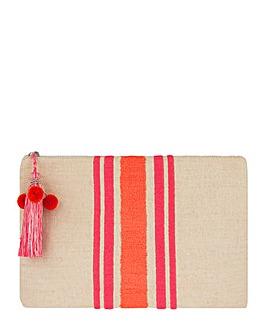 Accessorize Sorrento Embroidered Washbag