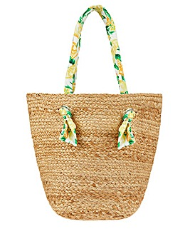 Accessorize Citrus Handle Tote