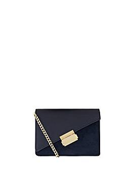 Monsoon Annabel Assymetrical Boxy Bag