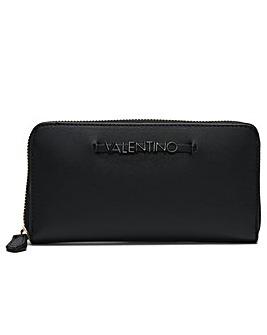 Mario Valentino Cinderella PU Zip Wallet