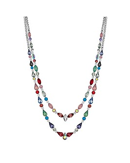 Mood Parlour Double Row Necklace