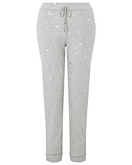 Monsoon Luna Foil Print Trouser