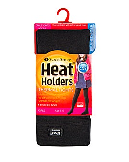 Kids 1 Pair Heat Holders Tights