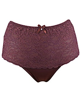 Pour Moi Eden High Waist Brief