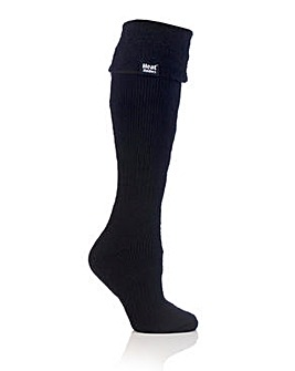 Ladies 1 Pair Wellington Book Socks