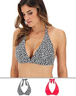 Basic Value 2 Pack Bikini Tops