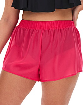 Mix and Match Georgette Beach Short