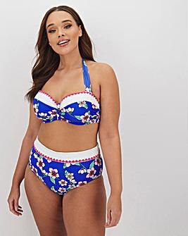 MAGISCULPT Underwired Bandeau Bikini Top