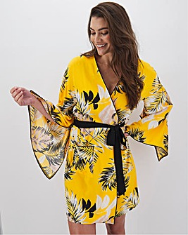 Pretty Secrets Kimono Robe