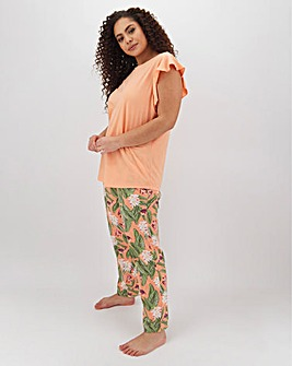 Pretty Secrets Value Fluted Sleeve PJ