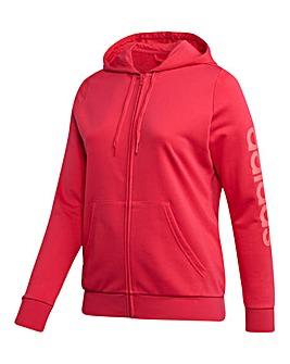 adidas Linear Full Zip Hoodie