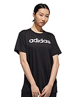 adidas Linear Long T-Shirt
