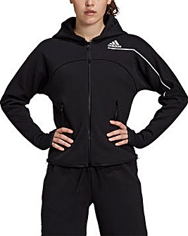 adidas Hooded Track Top