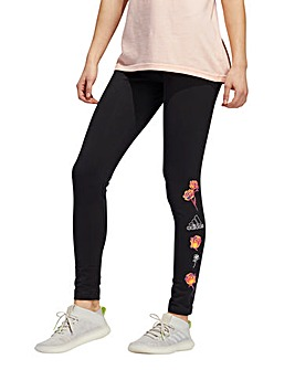 adidas Floral Tight