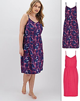 Pretty Secrets Value 2 Pack Swing Nighties