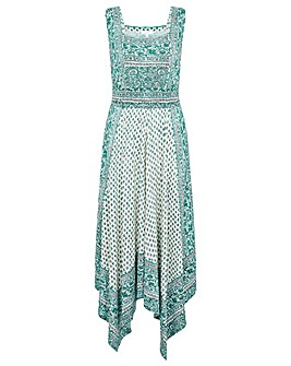 Monsoon KEMALA PRINT DRESS