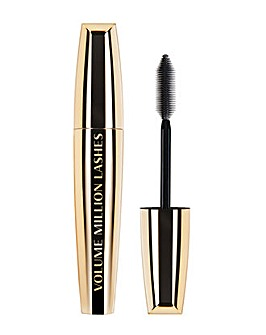 L'Oreal Paris Volume Million Lashes Mascara - Black