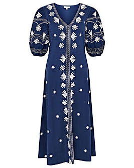 Monsoon Emma Sustainable Jersey Dress