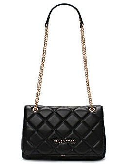 Valentino Bags Ocarina Quilted Satchel Bag