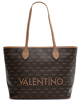Valentino Bags Liuto Logo Tote Bag