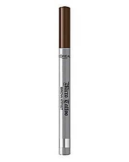 L'Oreal Paris Brow Artist Micro Tattoo 24HR Eyebrow Definer 108 Warm Brunette