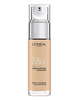 L'Oreal True Match Liquid Foundation With Hyaluronic Acid 1.5N Linen