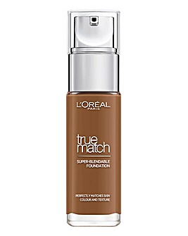 L'Oreal True Match Liquid Foundation With Hyaluronic Acid 10.W Deep Golden