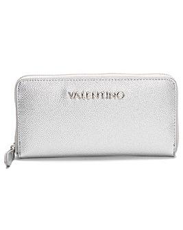 Valentino Bags Divina Zip Around Wallet
