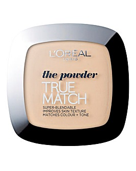 L'Oreal True Match Pressed Powder Foundation 1W Golden Ivory