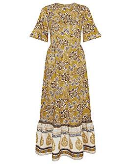 Monsoon SURANNE HERITAGE PRINTED DRESS