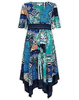 Monsoon Hartley Sustainable Jersey Dress