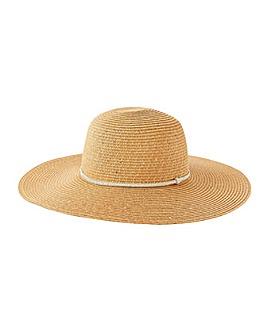 Accessorize Santorini Sequin Floppy hat