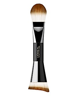 L'Oreal Paris Make Up Brush Double Ended Face Sculpter