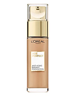 L'Oreal Paris Age Perfect Foundation-250 Warm Beige