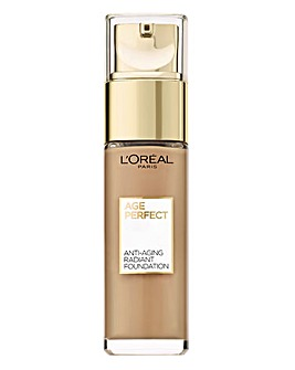 L'Oreal Paris Age Perfect Foundation- 310 Rose Honey