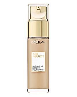 L'Oreal Paris Age Perfect Foundation-130 Golden Ivory