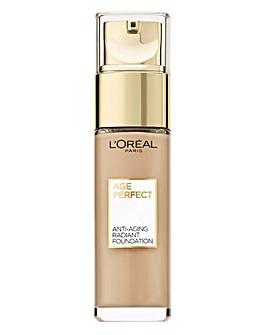 L'Oreal Paris Age Perfect Foundation-150 Cream Beige